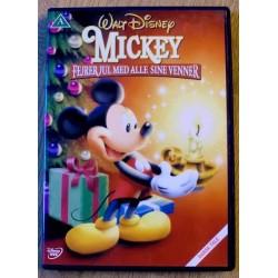 Mickey feirer jul med alle sine venner (DVD)