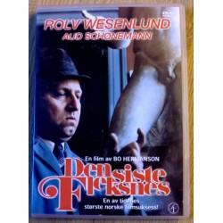 Den siste Fleksnes (DVD)