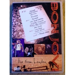 Bon Jovi: Live from London (DVD)
