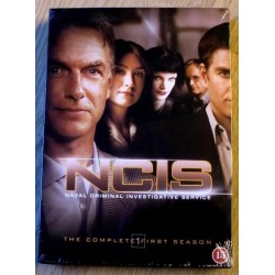 NCIS - The Complete First Season - Sesong 1 (DVD)
