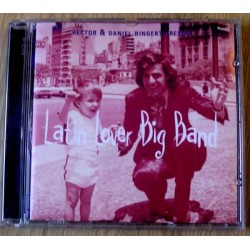 Hector & Daniel Bingert: Latin Lover Big Band (CD)