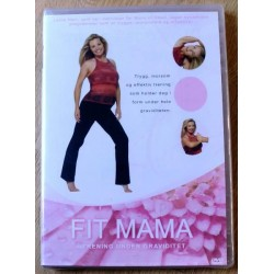 Fit Mama - Trening under graviditet (DVD)