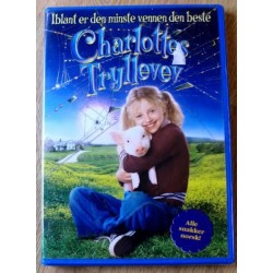 Charlottes Tryllevev (DVD)