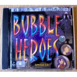 Amiga CD: Bubble Heroes (Crystal Interactive)