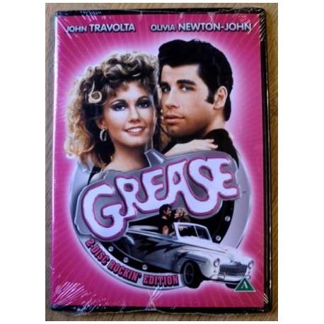 Grease - 3-Disc Rockin' Edition (DVD)
