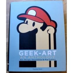 Geek-Art - An Anthology
