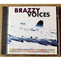 Brazzy Voices (CD)