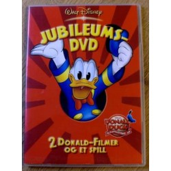 Donald Duck - Jubileums DVD - 70 fantastiske år (DVD)