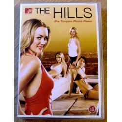 MTV The Hills - The Complete Second Season (DVD)
