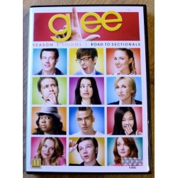 Glee - Season 1 Volume 1 - Road to Sectionals (DVD)