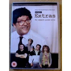 Extras - The Complete Second Series (DVD)