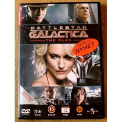 Battlestar Galactica: The Plan (DVD)