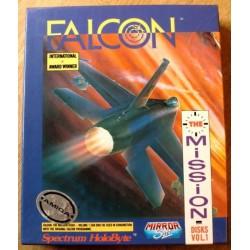 Falcon - The Mission Disks Vol 1 (Mirrorsoft)