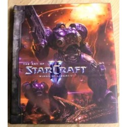 The Art of StarCraft II Wings of Liberty