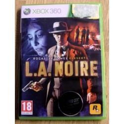 Xbox 360: L.A. Noire