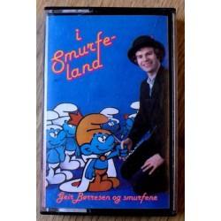 I Smurfeland - Geir Børresen og smurfene (kassett)