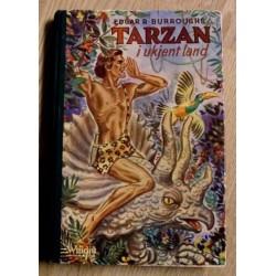 Tarzan i ukjent land (1953)