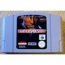 Nintendo 64: Fighters Destiny (OCEAN)