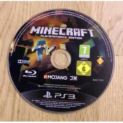 Playstation 3: Minecraft - Playstation 3 Edition