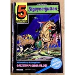 5 på eventyr: Sigøynergutten: 1986 - Nr. 6