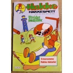 Hakke Hakkespett: 1978 - Nr. 8 - Utvidet nummer
