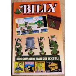 Billy: 1981 - Nr. 7 - En skikkelig oppkvekker!