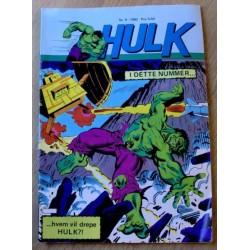 Hulk: 1982 - Nr. 9 - Sovjetiske Sergeis skjebne
