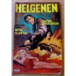 Helgenen: 1984 - Nr. 11 - Jakten etter Hitler