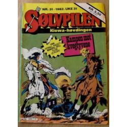Sølvpilen: 1982 - Nr. 31 - Kampen mot kvegtyvene