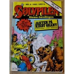 Sølvpilen: 1982 - Nr. 6 - Jakten på Kirby Grant