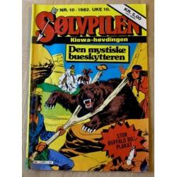 Sølvpilen: 1982 - Nr. 10 - Den mystiske bueskytteren