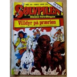 Sølvpilen: 1982 - Nr. 35 - Villdyr på prærien