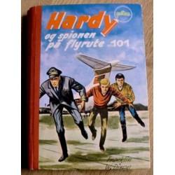 Hardy-guttene - Nr. 46 - Hardy og spionen på flyrute 101