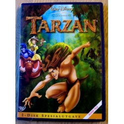 Walt Disney Klassikere - Tarzan (DVD)