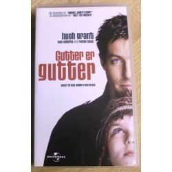 Gutter er gutter - Basert på Nick Hornbys bestselger (VHS)