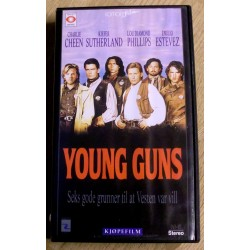 Young Guns (VHS)