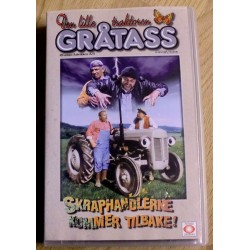 Den lille traktoren Gråtass - Skraphandlerne kommer tilbake! (VHS)