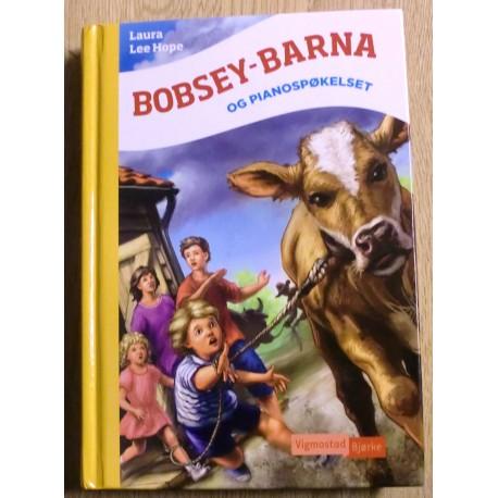 Bobsey-Barna: Nr. 2 - Bobsey-Barna og Pianospøkelset