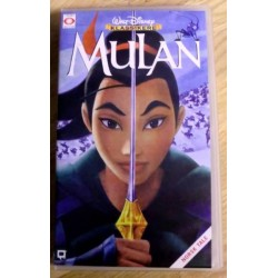 Walt Disney Klassikere: Mulan (VHS)