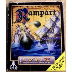 Atari Lynx: Rampart - Komplett i eske