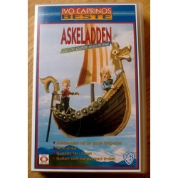 Ivo Caprinos Beste: Askeladden og de gode hjelperne (VHS)