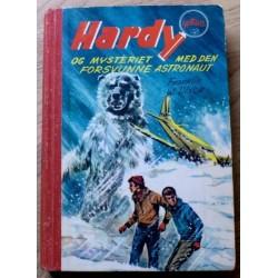 Hardy-guttene: Nr. 50 - Mysteriet med den forsvunne astronaut
