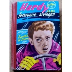 Hardy-guttene: Nr. 21 - Hardy og den forsvunne arvingen