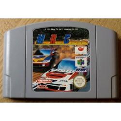 Nintendo 64: Multi Racing Championship (OCEAN) (PAL)