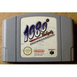 Nintendo 64: 1080 Snowboarding (PAL)