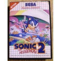 SEGA Master System: Sonic The Hegdehog 2