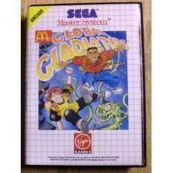 SEGA Master System: Global Gladiators - McDonald's