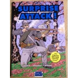 Surprise Attack! - Battle of Shiloh (American Civil War)