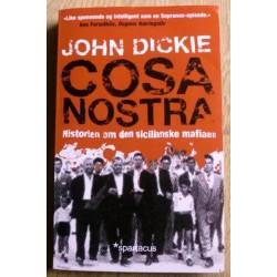 Cosa Nostra: Historien om den sicilianske mafiaen