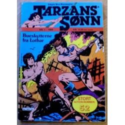 Tarzans Sønn: 1989 - Nr. 1- Bueskytterne fra Lothar